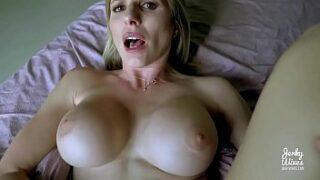 Sexo extremo com a Cory Chase fazendo sexo anal