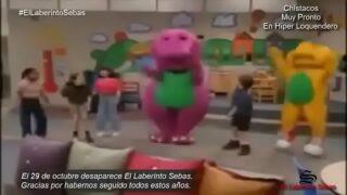 Barney y sus amigos barney is a dinosaur