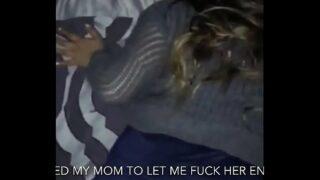 Cojiendo con madre