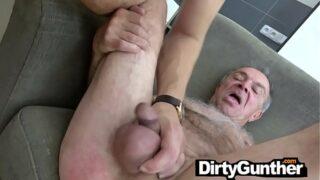 Grandpa gay video